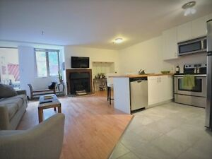 4 1/2 condo with 2 floors near Monkland NDG (July 1)