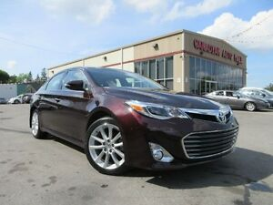 2013 Toyota Avalon XLE, NAV, ROOF, LEATHER, LOADED, 25K!