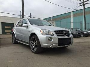 2009 Mercedes-Benz M-Class ML63 AMG,47kms,Navi,1owner,BC,MINT