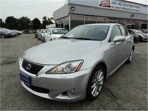 2009 Lexus IS 250 AWD NAVI BACK UP CAMERA PUSH START LOADED