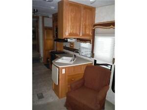 2007 Sabre 30RES Luxury 5th wheel trailer with power slideout Stratford Kitchener Area image 8