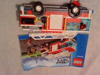 LEGO CITY FIRE TRUCK SET 60002