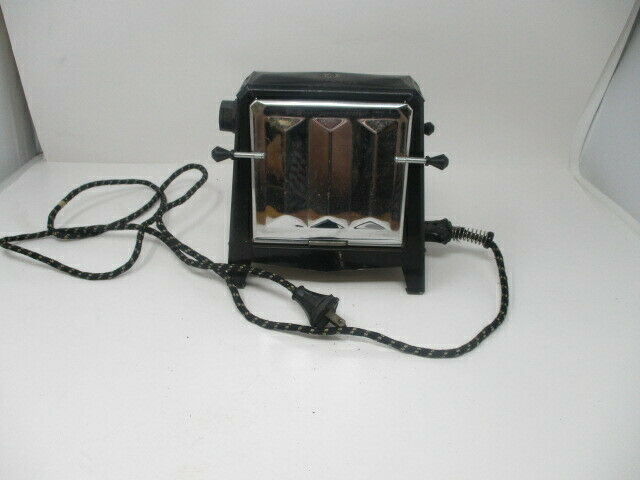Antique Proctor Glow-Cone Automatic Toaster - MODEL 1421