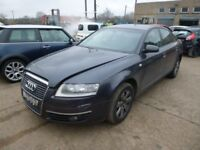 AUDI A6 - RA55JTV - DIRECT FROM INS CO