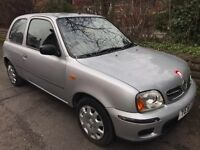 2001 Nissan Micra 1.0 S Automatic ***EXCELLENT RUNNER***