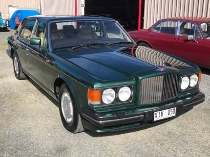 COLLECTABLE CLASSIC CARS - 1990 Bentley R Turbo