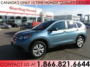2014 Honda CR-V EX-L | AWD | NO ACCIDENTS | 1 OWNER