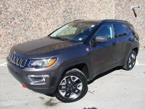 2018 Jeep Compass Trailhawk 4X4 (JUST $30977, ORIGINAL MSRP $405