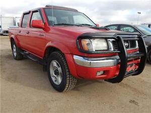 2000 Nissan Frontier 3.3L 4x4 only $3995.00 call JDK 380-2229