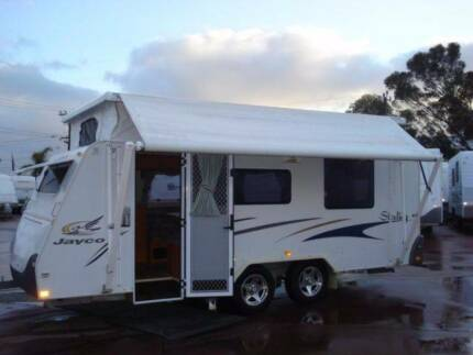 JAYCO STERLING 18' POP TOP CARAVAN Bellevue Swan Area Preview
