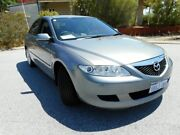 2005 Mazda 6 GG 05 Upgrade Classic Silver 5 Speed Auto Activematic Sedan Mount Lawley Stirling Area Preview