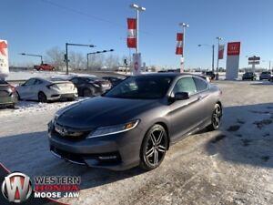 2016 Honda Accord Coupe Touring- Very Low KM! Navigation!