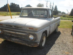 1965 short wide box pick-up