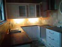 Complete Set of Kitchen Units for sale