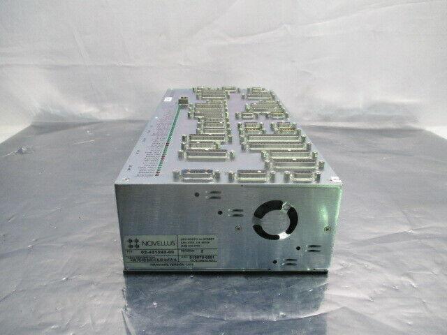 Novellus 02-421242-00 ASM, FE-HD EIOC 0 SLE2 GxT-R +3, Controller, 453657