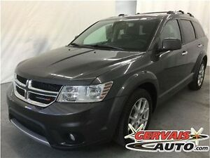 Dodge Journey R/T AWD Navigation Toit Ouvrant Cuir MAGS 2014