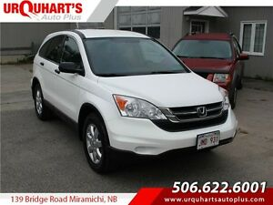 2010 Honda CR-V LX AWD!