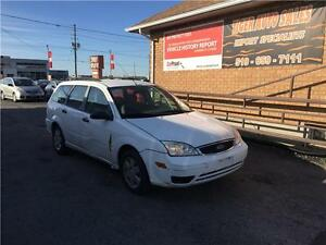 2007 Ford Focus SES****HATCH BACK**AUTO****AS IS *******