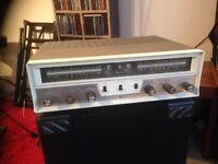 Pioneer Sm Q141 HIFI Valve Receiver Radio Amplifier early 60s Super Rare
