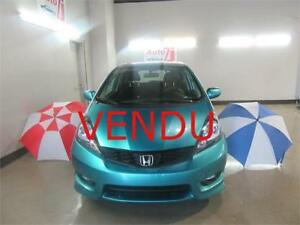2013 Honda Fit Sport**AUT.AIR.CRUSE**42598KM**