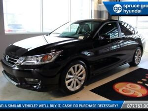 2015 Honda Accord TOURING, LEATHER ROOF CAMERA HEATED SEATS