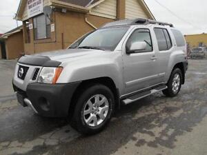 2009 NISSAN Xterra SE 4X4 4.0L V6 Automatic Certified & E-Tested