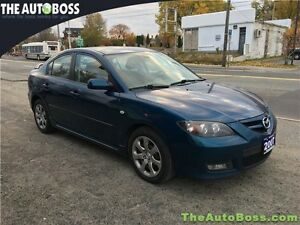 2007 Mazda Mazda3 GT CERTIFIED! HEATED SEATS! WARRANTY!