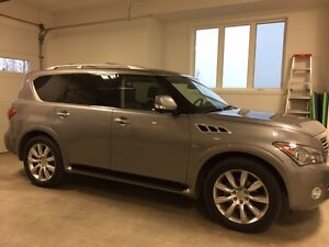 2014, 7 Passenger Infiniti QX80 SUV Loaded w/ Technology Package