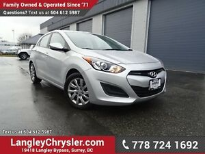 2013 Hyundai Elantra GT GLS ACCIDENT FREE w/ BLUETOOTH & HEAT...