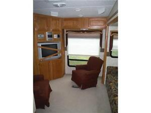 2007 Sabre 30RES Luxury 5th wheel trailer with power slideout Stratford Kitchener Area image 6