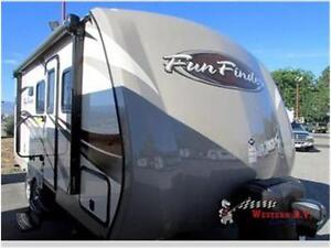 *New* 2016 Cruiser Fun Finder F-210UDS Travel Trailer