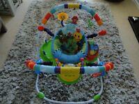Baby Einstein Friens Activity Jumper / bouncer / jumperoo. Excellent condition.