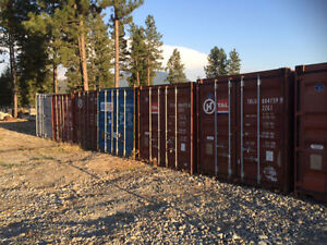 Container Storage - More Units Available