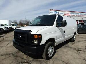 2011 Ford Econoline ,OVER 15 COMMERCIAL VANS TO CHOICE FROM !!!!