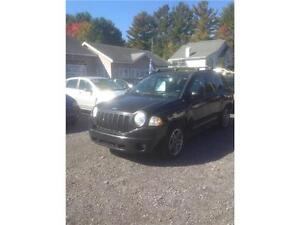 Jeep Compass Sport AWD 2008 !!