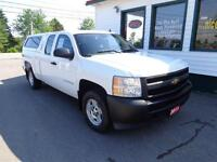 2011 Chevrolet Silverado 1500 5.3 w/ Cap only $226 bi-weekly!
