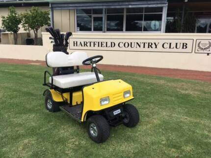 Single seat electric golf cart / sports utility vehicle Forrestfield Kalamunda Area Preview