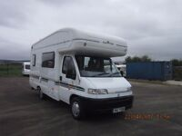 1998 AUTOTRAIL CHEYENNE 590S 4 BERTH MOTORHOME WITH ONLY 50K MILES ANDERSON MOTORHOME SALES