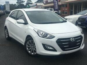 2016 Hyundai i30 GD4 Series II Active White Sports Automatic Dual Clutch Colac West Colac-Otway Area Preview