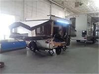BASECAMP 10 TENT TRAILER BY PALOMINO