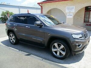 2013 Jeep Grand Cherokee WK MY14 Limited (4x4) Grey Mica 8 Speed Automatic Wagon South Nowra Nowra-Bomaderry Preview