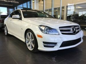 2012 Mercedes-Benz C-Class C 350, HEATED SEATS, SUNROOF, REAR CA