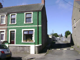Milford Haven, Pembrokeshire, For Sale, No Chain 3 bed house, Garage, imaculately refurbed £126,500