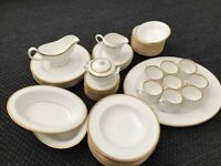 Royal Worcester Viceroy 7 x place settings dinner service + spares