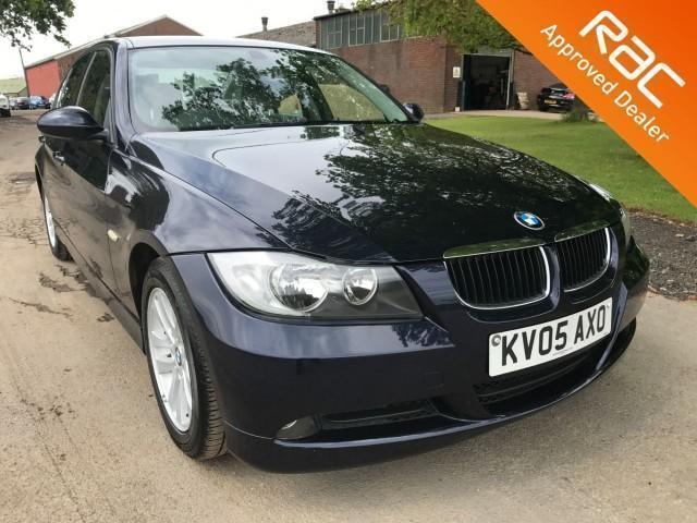 2005 05 BMW 3 SERIES 2.0 320I SE 4D 148 BHP