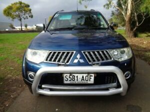 2010 Mitsubishi Challenger Blue Sports Automatic Wagon Mile End South West Torrens Area Preview