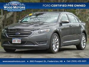 2016 Ford Taurus Limited($2,000 Price Drop!)Certified Pre-Owned