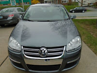**LIKE NEW 2007 Volkswagen Jetta 2.5 89000 km