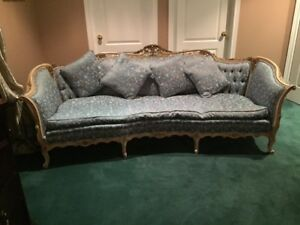 Louis XV Sofa - Recovered - Mint Condition