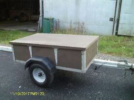 For Sale: 5' x 3' Trailer